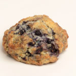 Blueberry Drop Scone
