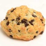 Chocolate Chip Drop Scone