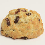 Cranberry Orange Drop Scone