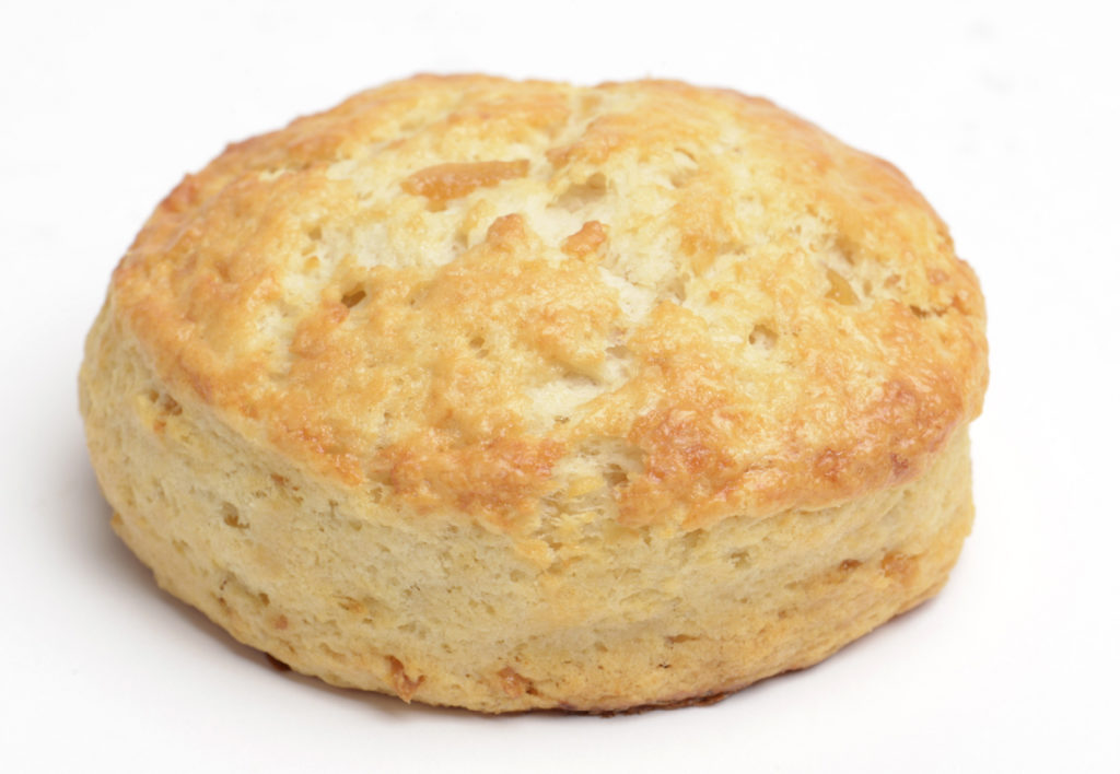 Ginger Sheeted Scone