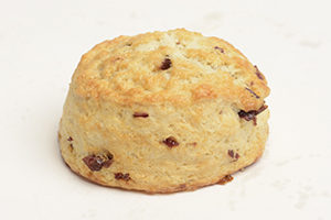 Cranberry Orange Sheeted Scone