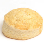 Lemon Coconut Sheeted Scone