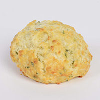 Cheddar Chive Drop Scone